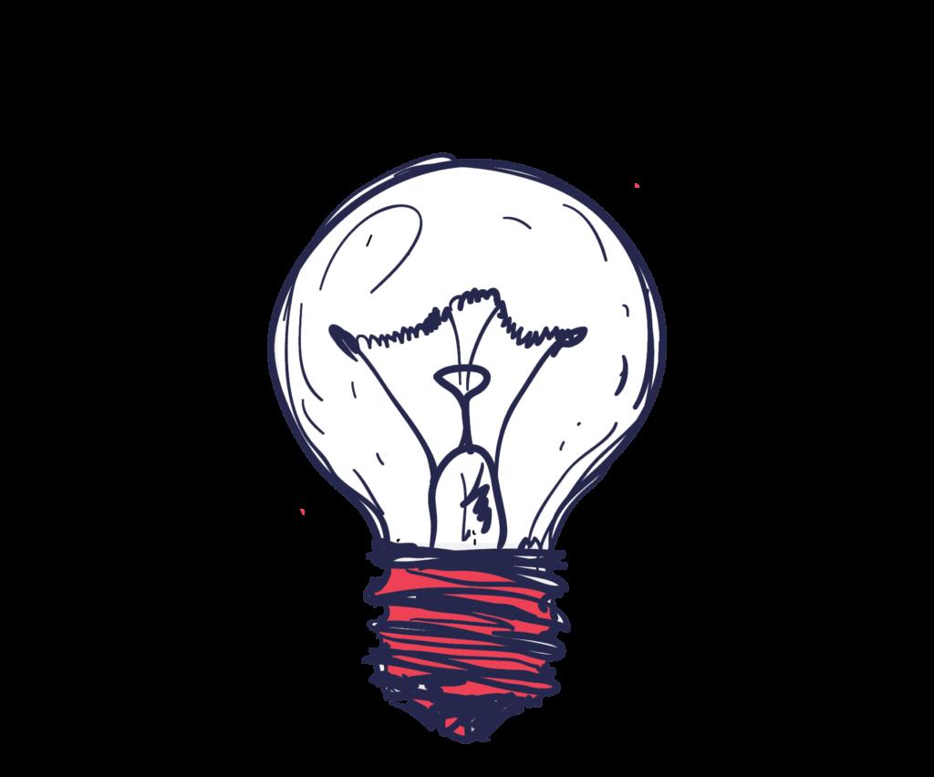 Protect your brand lightbulb